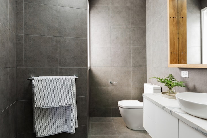 Gyproc badkamer betegelen